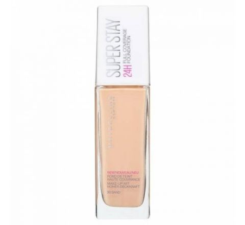 Maybelline SuperStay Foundation 24 Hour 30 Sand 30ml