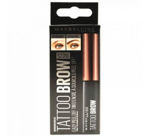 Maybelline Tattoo Brow Peel Off Tint - Dark Brown
