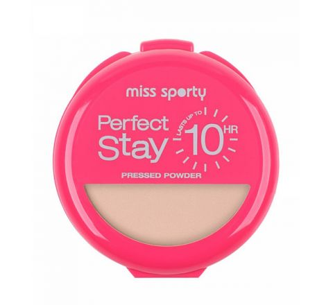 Miss Sporty So Matte Powder Light 1