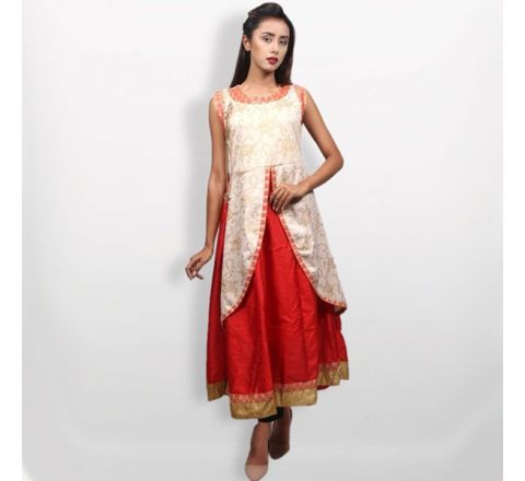 Indian Fabrics Katan Ladies Kutri