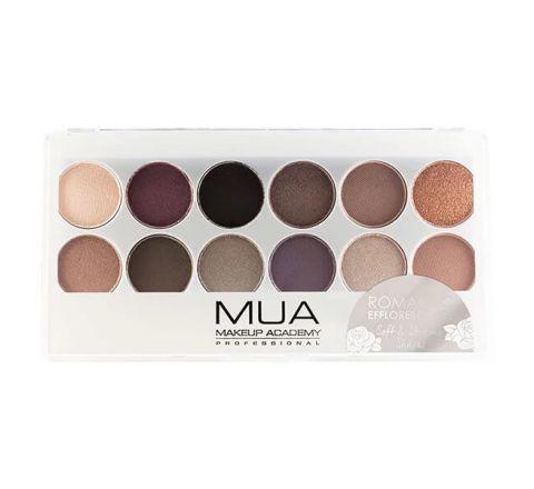 MUA Eyeshadow Palette - Romantic Efflorescence