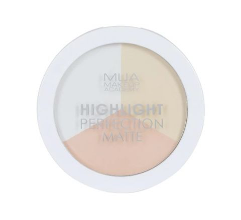 MUA Highlight Perfection Matte Natural Light