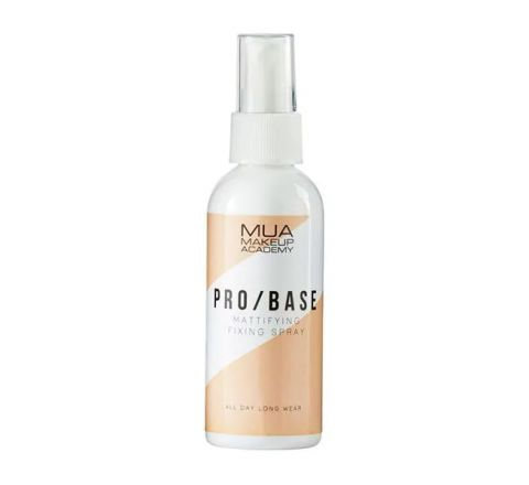 MUA Pro Base Fixing Spray Mattifying