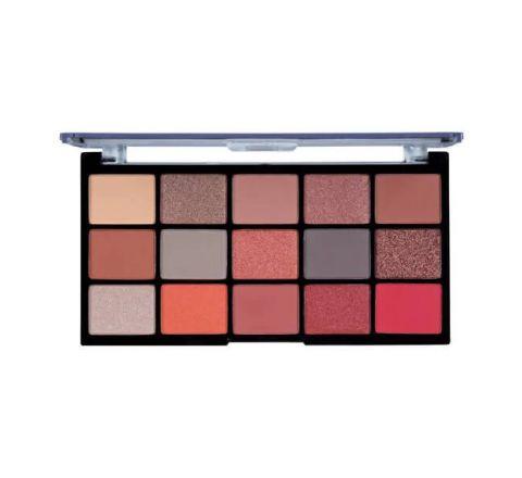 MUA Pro Eyeshadow Palette - Fire Vixen