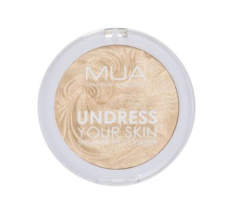 MUA Undress Your Skin Highlight Powder Golden Scintillation