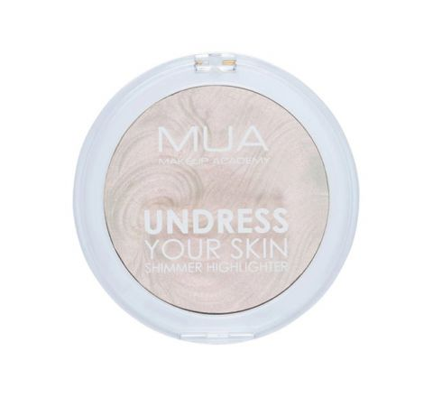 MUA Undress Your Skin Highlighting Powder - Peach Diamond