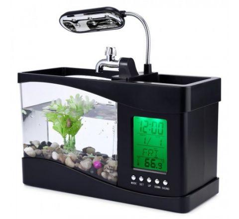New USB Desktop Aquarium