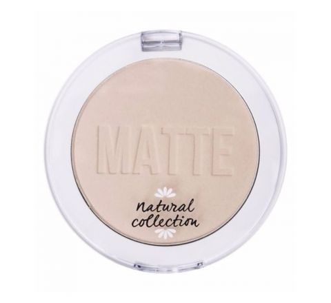 Natural Collection Matte Pressed Powder - Neutral