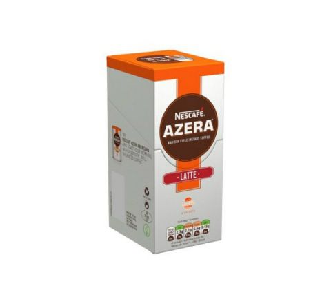 NESCAFE Azera Latte Coffee 6 Sachets6x18g