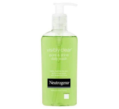 Neutrogena Visibly Clear® Pore & Shine Daily Wash 200ml