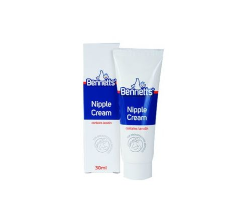 Bennetts Nipple Cream 30g
