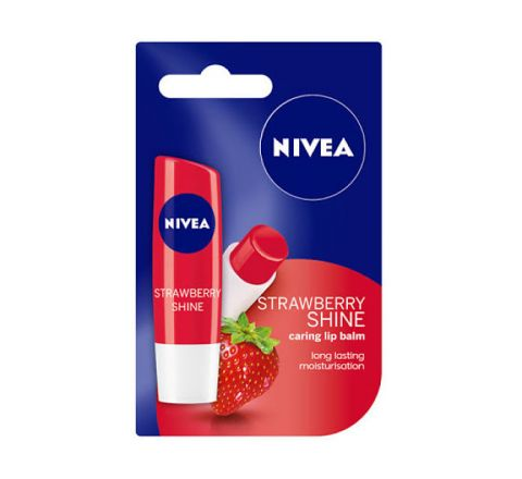 Nivea Soft Rose Shine Caring Lip Balm 4.8g