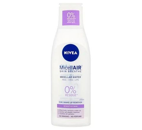 Nivea Micellar Water 3 in 1 Sensitive Skin 200ml
