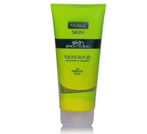 Nuage Skin Brightener Facial Scrub with Papaya 150ml