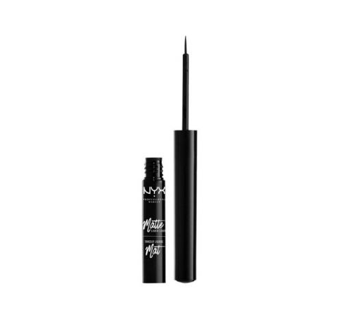 NYX Professional Makeup - Matte liquid eyeliner 2ml