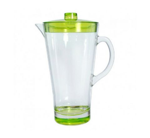 ACRAYLIC MS PITCHER 1.7 LTR GREEN