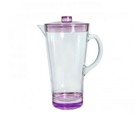 ACRAYLIC MS PITCHER 1.7 LTR PURPLE