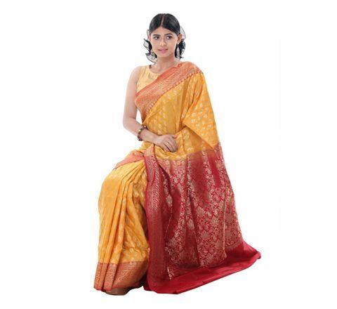 Banarasi Opera Katan Saree OB16