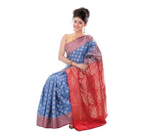 Banarasi Opera Katan Saree OB26
