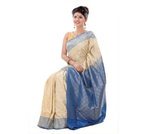 Banarasi Opera Katan Saree OB28