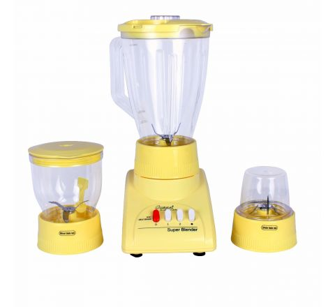 OCEAN ELE Blender (3 In 1) Yellow OBGY810
