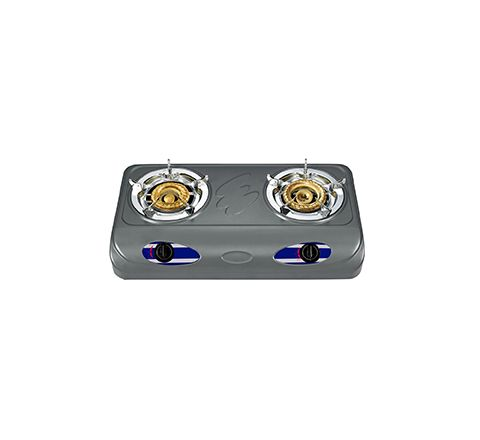 Ocean Gas Cooker Double Burner OGC2212