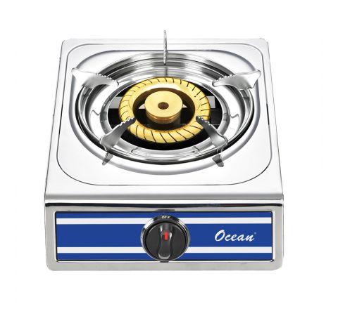 Ocean Gas Cooker Single Burner S/S OGCB1101A