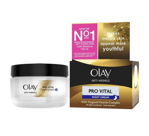 Olay Anti-Wrinkle Pro Vital Day Cream Moisturiser SPF15