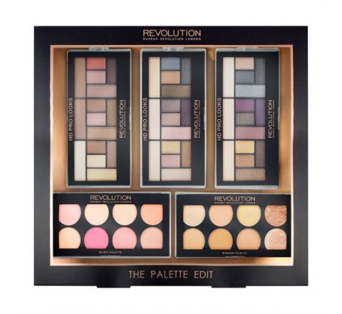 Makeup Revolution The Eye-Shadow Palette Edit