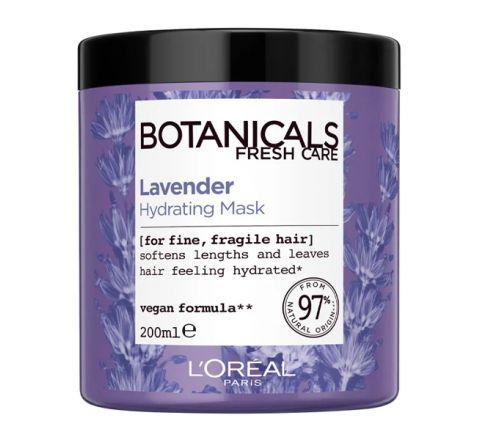 L'Oreal Paris Botanicals Lavender Vegan Hair Mask 200ml