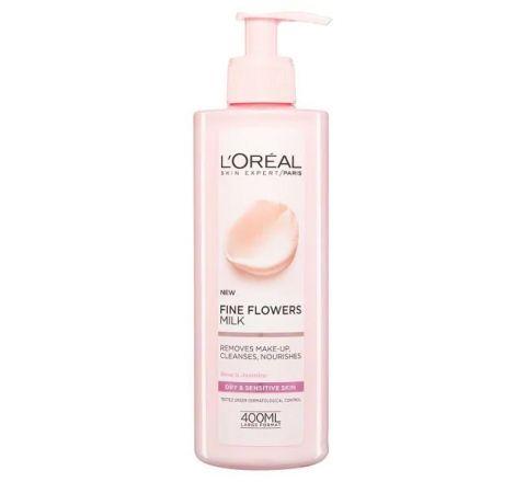 L'Oreal Paris Fine Flowers Cleansing Milk 400ml