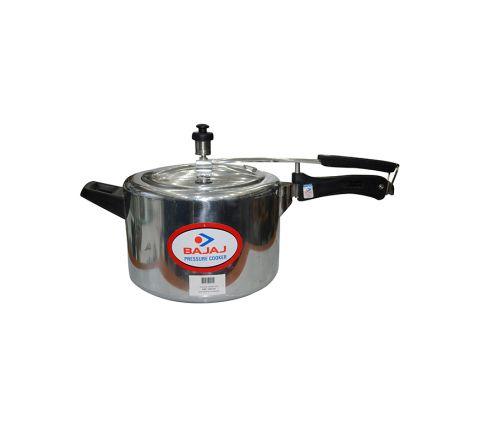 BAJAJ Pressure Cooker 5L PCX35 Silver