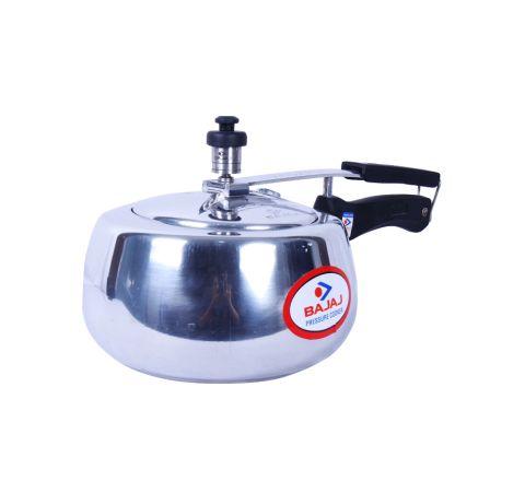 BAJAJ Pressure Cooker handi 3L PCX63 - Silver