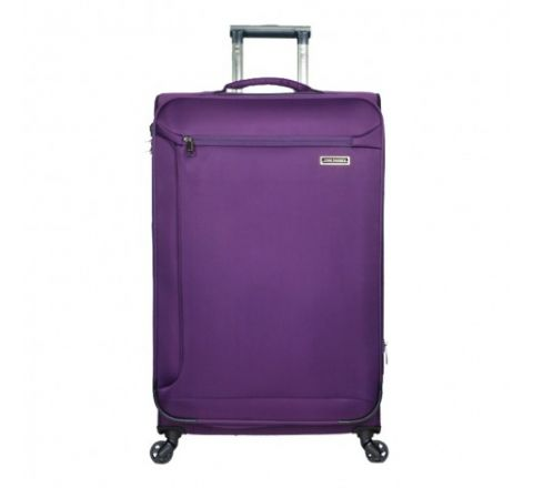 "BAG PACKER'S TROLLEY CASE 26"" PURPLE"