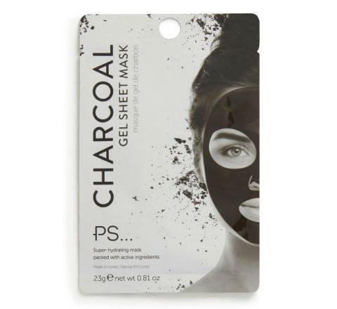 PS Charcoal Gel Sheet Mask 23g