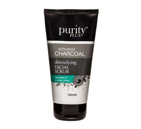 Purity Plus Charcoal Face Scrub 150ml