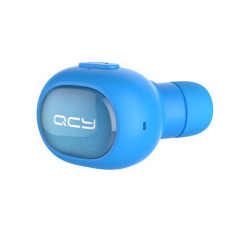 QCY Q26 MINI WIRELESS IN-EAR BLUETOOTH EARPHONE - BLUE