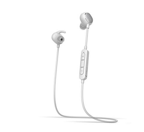 QCY QY19 WIRELESS EARPHONES HEADSET - WHITE