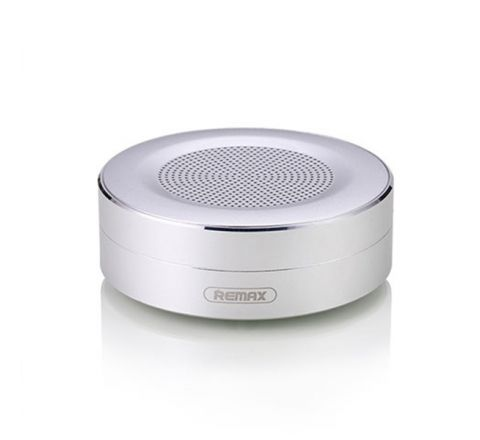 REMAX RB-M13 METAL WIRELESS BLUETOOTH MINI SPEAKER - Silver