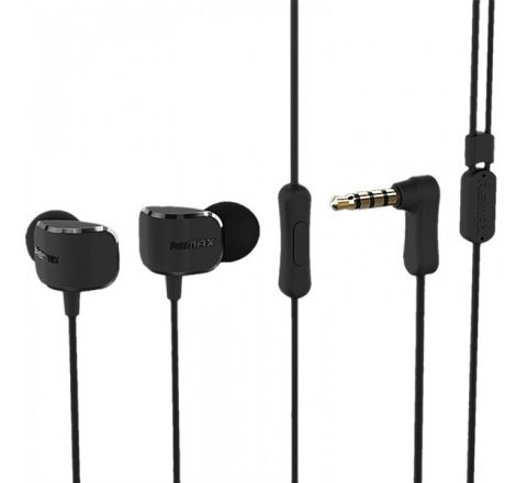 REMAX RM-502 Headphone Black