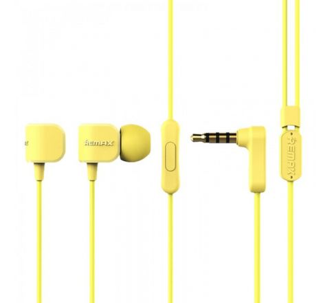 REMAX RM-502 Headphone Yellow