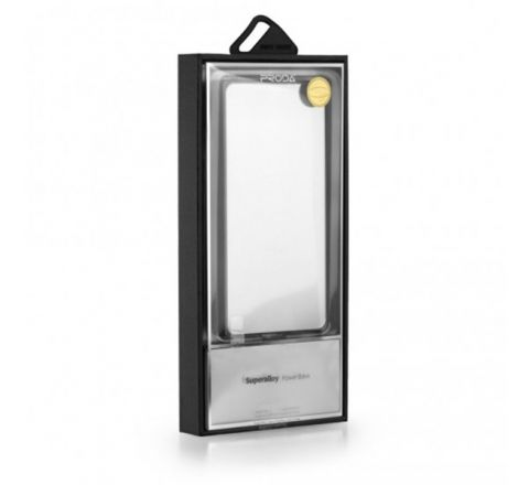 REMAX SUPER ALLOY POWER BANK PPP-12 - Silver