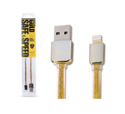 REMAX GOLD MICRO USB DATA CABLE