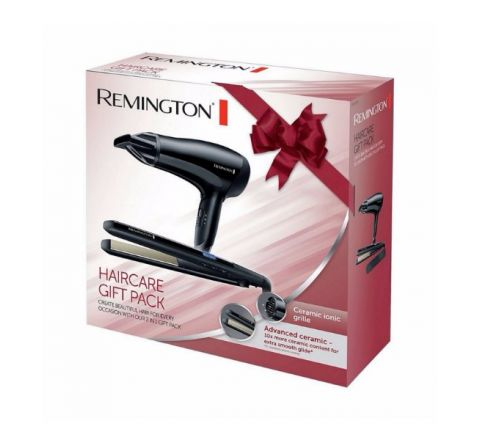 Remington Pro Ceramic Hair Straightener and Hair Dryer Set