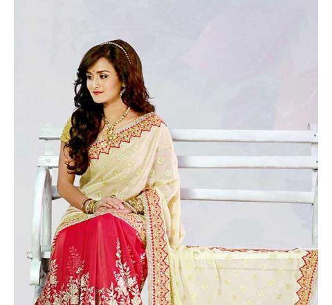 Dhakad Hai Indian Saree - 07