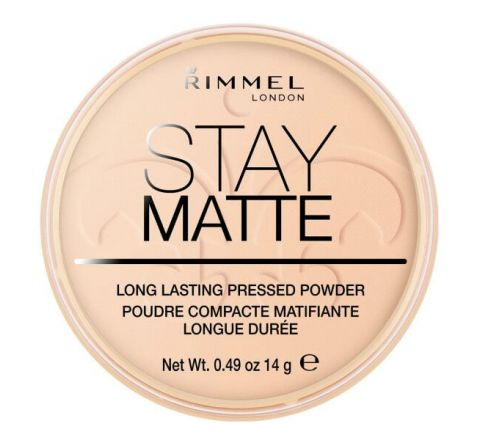 Rimmel Stay Matte Pressed Powder Warm Beige 6