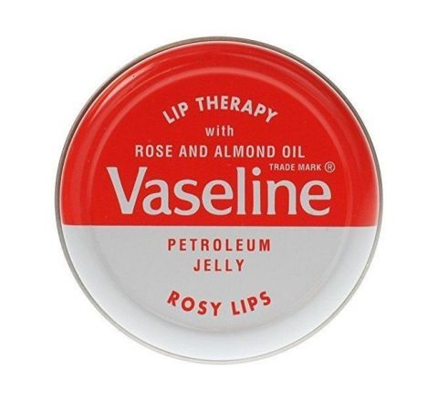 Vaseline Lip Therapy Aloe Vera Petroleum Jelly 20g