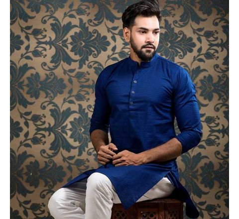 Cotton Fashionable New Men's Panjabi RR19