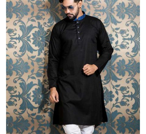 Cotton Fashionable New Men's Panjabi RR23