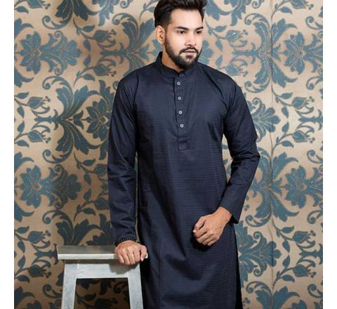 Cotton Fashionable New Men's Panjabi RR24